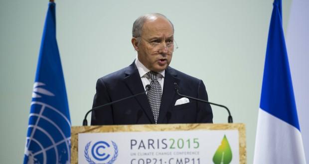 Laurent Fabius-COP21