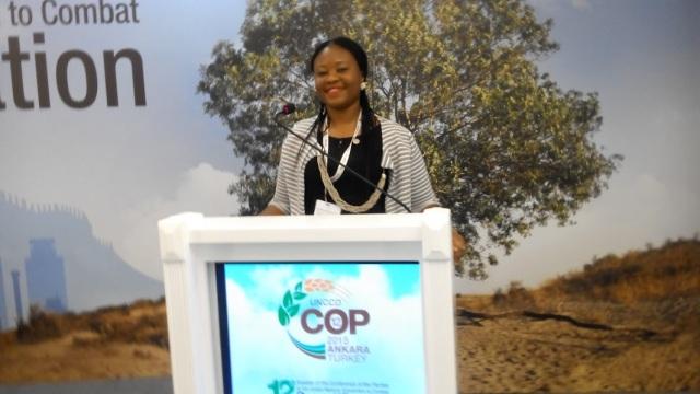 Fatoumata Chérif-FEDEP Guinée