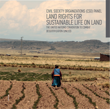 Une document land rights