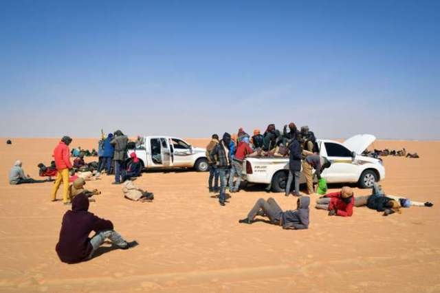 NIGER-LIBYA-MIGRANTS